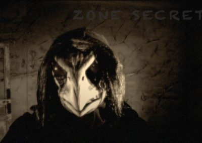 Gorman, un personnage d'escape game de chez ZONE SECRETE
