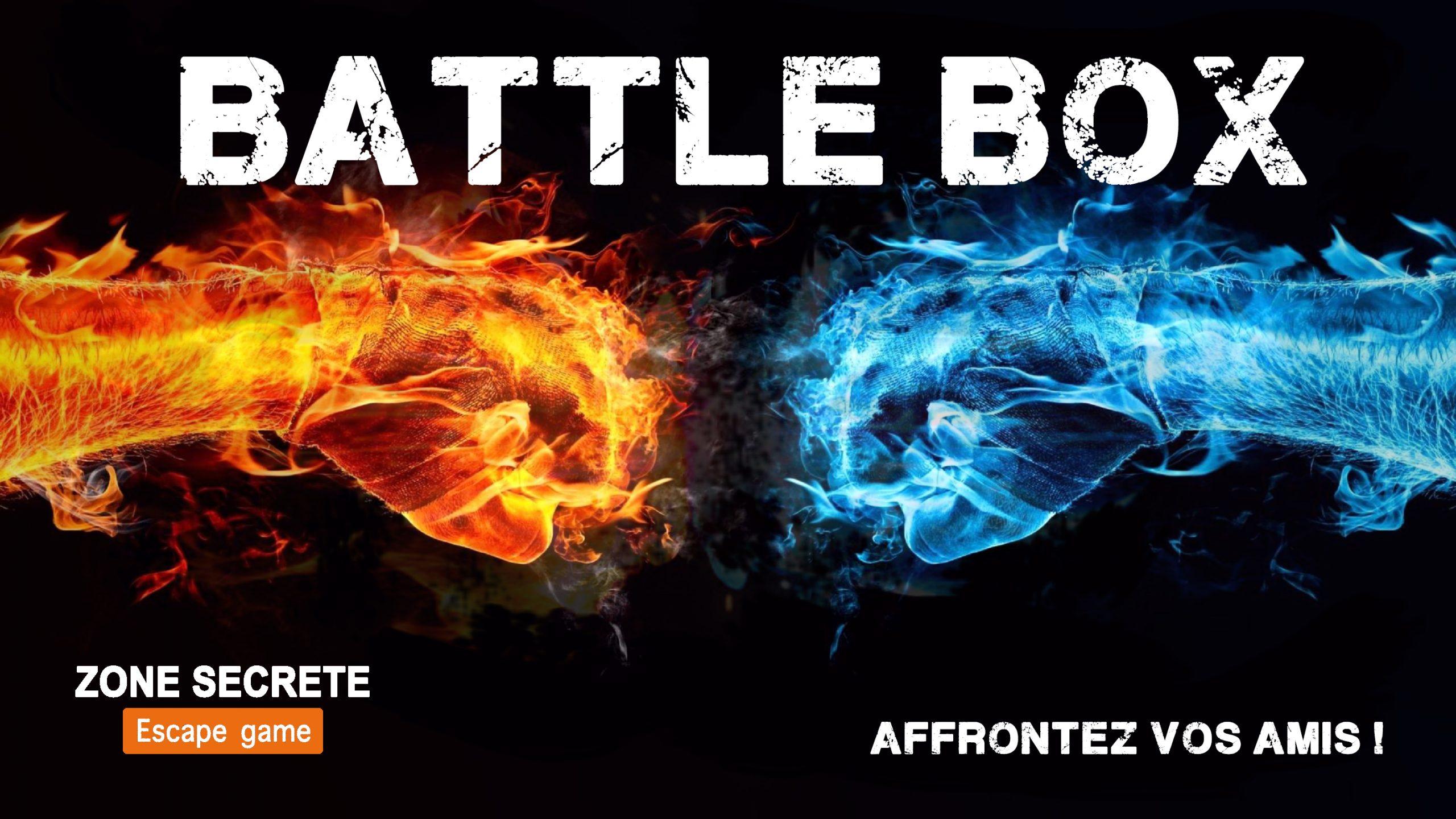Battlebox inventé par zone secrète.