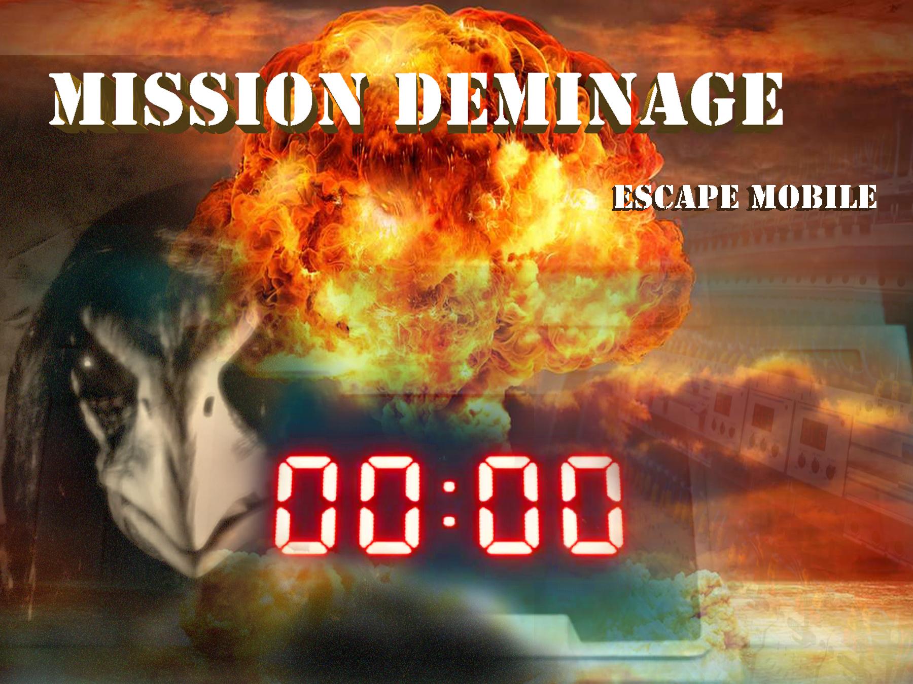 mission déminage